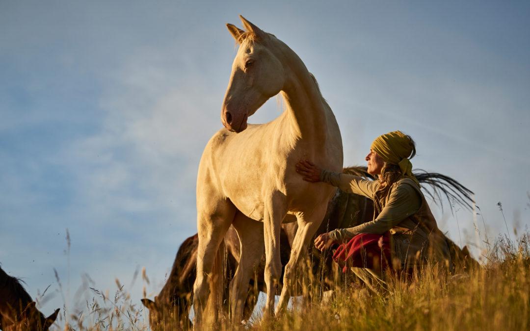 Vom Mädchen zur jungen Frau – Ein Übergangsritual mit Pferden