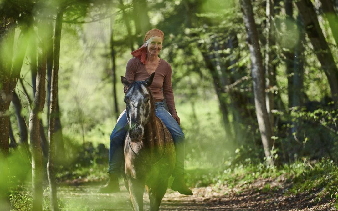 Out in the Wild – mit deinem/einem Pferd – gebucht